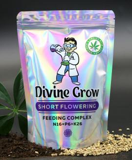 Удобрение Divine Grow Short Flowering