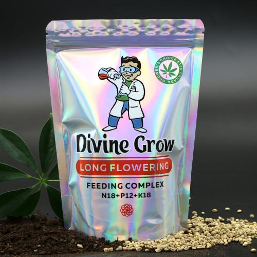 Удобрение Divine Grow Long Flowering