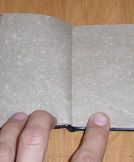 Бумага из конопли